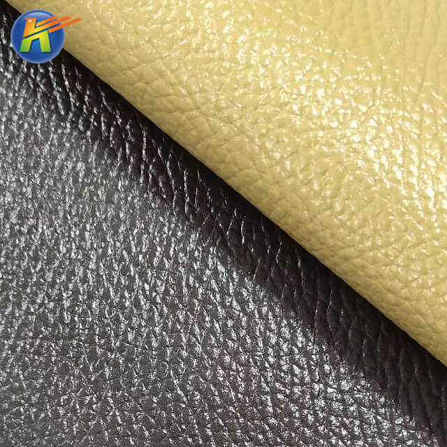 High quality hot sale microfiber synthetic sofa leather for furniture sofa car seat chair