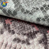Embossed Microfiber Leather Pu Faux Leather For Bag Material